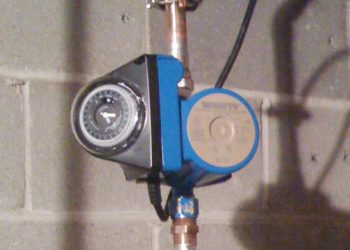 How Does a Hot Water Recirculation Pump Work?