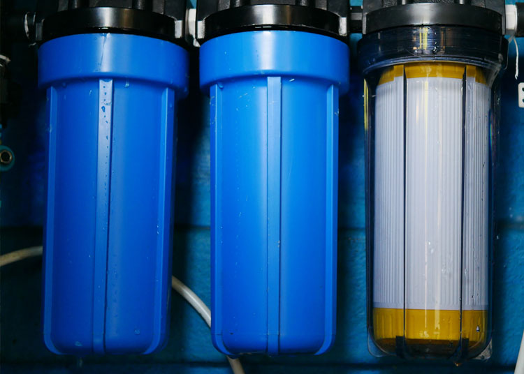Types of RV Water Filters